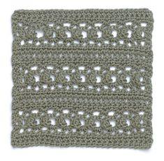 nice scarf pattern