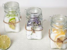 party favor idea-infused sugar