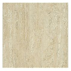 Clasico Beige Ceramic 12 x 12 in. $4.69 a SF. This tile best represents a Natural Stone like Travertine.