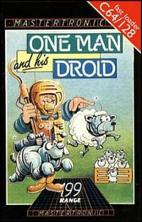 One Man And His Droid - Mastertronic 1.99 range
