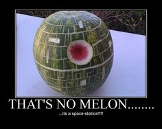 "This melon. | 37 Things Only ""Star Wars"" Fans Will Find Funny"
