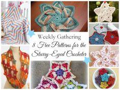 8 Free Star Crochet Patterns