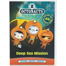 Octonauts: Deep Sea Mission is new to DVD! Buy now online & in-stores at Walmart & Sam's Club! #octonauts #ncircleentertainment