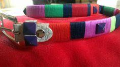 Super easy Threaded Belt #howto #tutorial