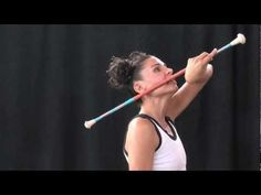 Annetta Lucero teaches the Mouth Roll - good series of videos... finally!