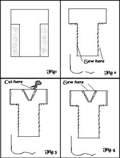 easy tunic pattern