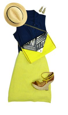 No such thing as mellow yellow!