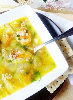 russian-meatball-soup recipe mmmm mmm!