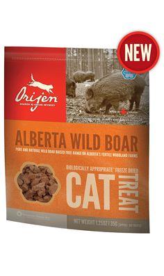 Alberta Wild Boar Freeze Dried CatTreat
