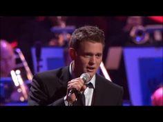 "Michael Buble ""Sway"""