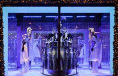 Crystal Christmas – Swarovski at Harrods