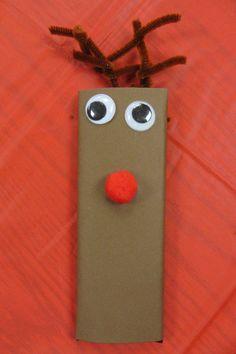 Reindeer Candy Bar Wrapper - SWEET!