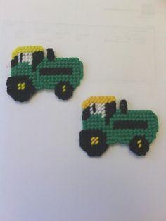 John Deere Tractor Magnets