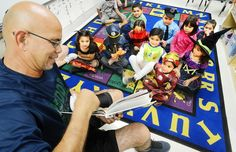 Family Literacy Night event stresses importance of literacy in childhood