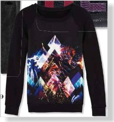 Sandro Top, $250. Clipped from Marie Claire using Netpage.