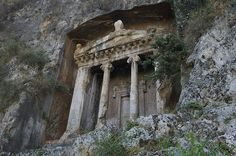 Ancient Greek ruins of Telmessos