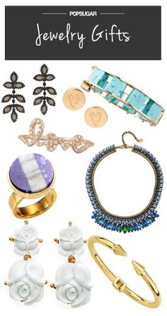 Jewels For Everyone! Glittering Gifts at Any Budget