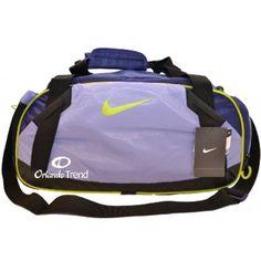 Nike Varsity Girl Purple, Green and Black Duffel Bag for $55.00 at OrlandoTrend.com  #Gym #Gimnasio #OrlandoTrend