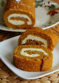 Pumpkin Rolls...I'm ready for anything pumpkin!  I can't get enough...especially this time of year!
