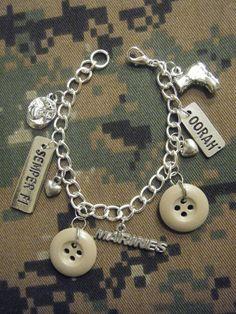 USMC bracelet.