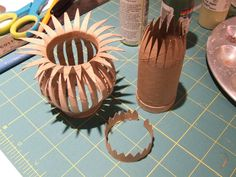 Tutorial: Toilet Paper Roll Pincushion