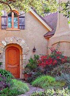 fairytale cottage...