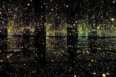 #YayoiKusama Mirror Room