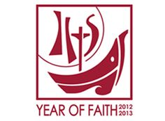 "Learn more about the Year of Faith and the Second Vatican Council, and also access the ""Minute with the Catechism"" podcast"
