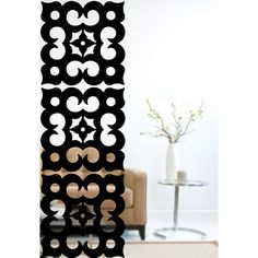 Hanging Room Divider on Pinterest