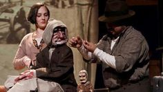 """""""This Land"""": A Live Action/Puppet Musical Inspired by Woody Guthrie"""