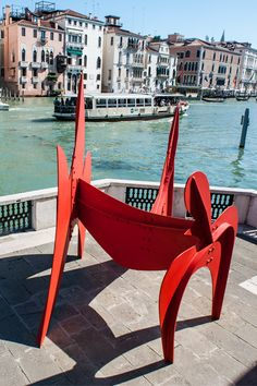 Housed in the surprisingly small and charming Palazzo Venier dei Leoni in Venice, this choice selection of 20th-century painting and sculpture represents the taste and extraordinary style of the late heiress Peggy Guggenheim. peggi guggenheim, la serenissima