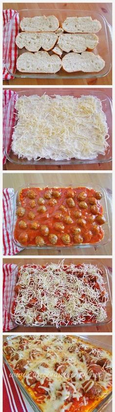 Easy & Delicious.. Meatball Sub Casserole. 30 Minute Dinner Recipe!