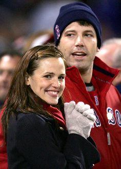 Ben Affleck and Jennifer Garner's Love Story: October 23, 2004