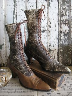 Boots of Old