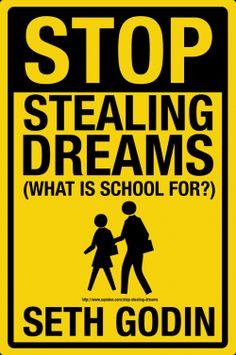 Deja de robar sueños – Seth Godin