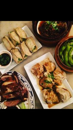 On @spottedbylocals I wrote and article about the delicious dim sum at Mosquito Barcelona