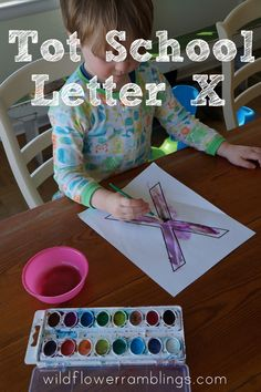 Tot School Printables Letter X is for Xylophone from Wildflower Ramblings #totschool