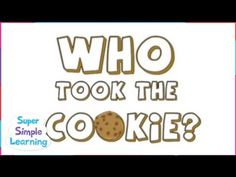 Who Took the Cookie? Song