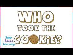 name games, teaching english games, school, cookie jars, kids song games, english games kindergarten