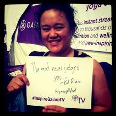 #inspireGaiamTV #yoga #inspiration