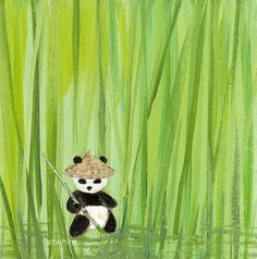 Wandering Panda