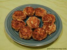Pork Croquettes Gluten Free.