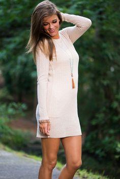 The Taylor Dress, Cream