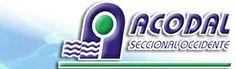 Asociación Colombiana de Ingeniería Sanitaria y Ambiental ACODAL  Somos una entidad de carácter privado sin ánimo de lucro con fines científicos, técnicos y profesionales que congrega a un gran número de Empresas y profesionales de las distintas áreas que tienen que ver con el medio ambiente y saneamiento de Colombia desde 1957. En la actualidad ACODAL cuenta con cerca de 1200 socios a nivel nacional, de los cuales más de 300 se concentran en la Seccional Occidente.