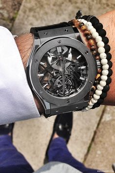 Tourbillon x Trashness :: WatchAnish.com.