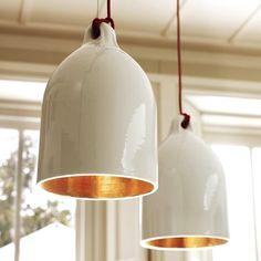 Design Sleuth: Porcelain Lamps