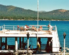 Tahoe Lakefront Vacation Rental - Camp Mettler    This is a great family Tahoe lakefront home located on North Tahoe in Agate Bay with a lovely maintained yard, a huge sun deck for summer fun, private double decker pier and buoy.  Size 4 bedrooms, 2 bathrooms & an apartment available in summer - sleeps 9 in Winter and 12 in Summer -  Pier and Buoy - Dog Friendly - Wireless Internet Access - Please call 800-215-8904