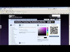 How to add an image to a QR code  http://flapjackeducationalresources.blogspot.com/2012/10/how-to-add-image-to-qr-code.html