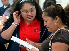 Great video and English/Spanish resource from YES Prep North Central, in Texas, for support to Cultivating Parent Engagement.