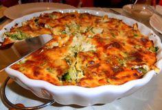 Brokkolis-sajtos sült burgonyapüré | NOSALTY – receptek képekkel